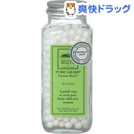 ザ・グッドホーム・カンパニー バキュームビーズ 芳香ビーズ ピュアグラス(56g)