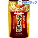 ダイショー 豚うま鍋スープ(750g)