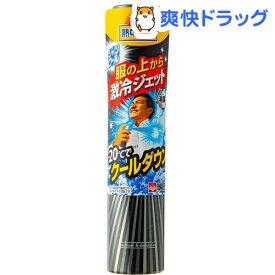 熱中対策 シャツクール 激冷ジェット(140ml)【熱中対策】