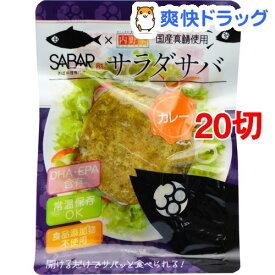 サラダサバ カレー(20切セット)