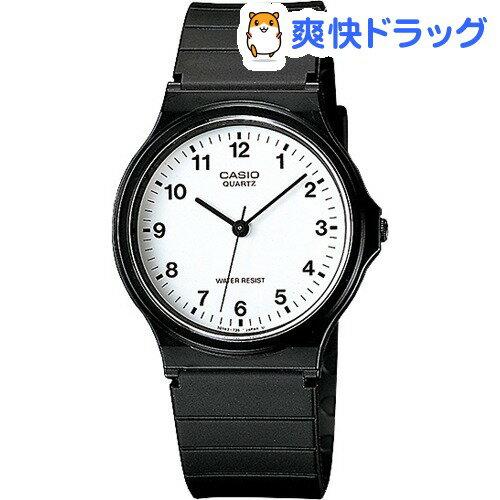 カシオ ウオッチスタンダード MQ-24-7BLLJF(1コ入)