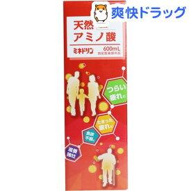 天然アミノ酸 ミネドリン(600ml)【伊丹製薬】