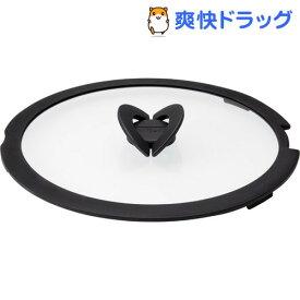 ティファール インジニオ・ネオ バタフライガラスぶた 26cm L99366(1コ入)【ティファール(T-fal)】