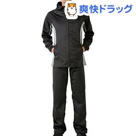 シェイプコア フィットサウナスーツ メンズ ブラック L-LLサイズ(1着)【シェイプコア】
