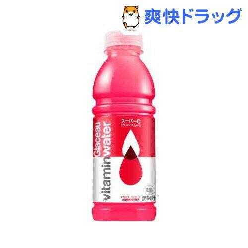 グラソー ビタミンウォーター スーパーC(500mL*12本入)【glaceau_CP】【グラソー】【送料無料】