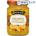 マッカイ シャンパンママレード(113g)【マッカイ】