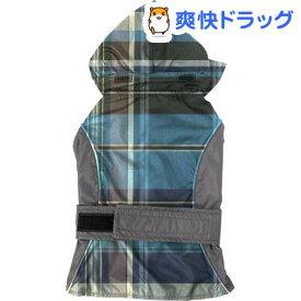 ペットクイーン ULレインコート ブルー 7号(1着)【ペットクイーン】