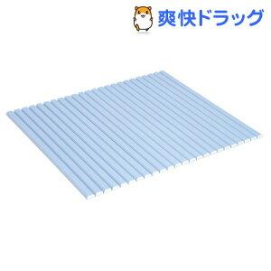 風呂ふたシャッター L14 75*140cm用 ブルー(1本入)