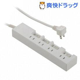 4口1.5M節電タップEDLP(1コ入)