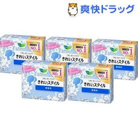 ロリエ きれいスタイル 無香料(72個入*5袋セット)【ロリエ】