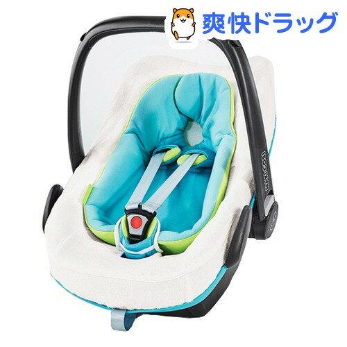 マキシコシ ペブル用 サマーカバー ホワイト(1コ入)【マキシコシ(Maxi-cosi)】