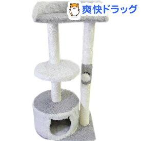 【アウトレット】PuChiko キャットタワー ルーム Mサイズ(1台)【PuChiko】