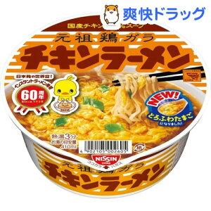 【訳あり】日清チキンラーメンどんぶり(85g*12食入)【チキンラーメン】