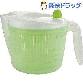 Just right 野菜水切り器 C-8492 グリーン(1コ入)【パール金属】