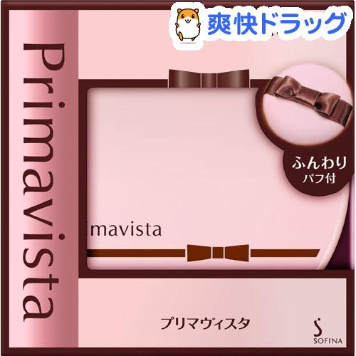 プリマヴィスタ 化粧もち実感おしろい パフ付(12.5g)【プリマヴィスタ(Primavista)】