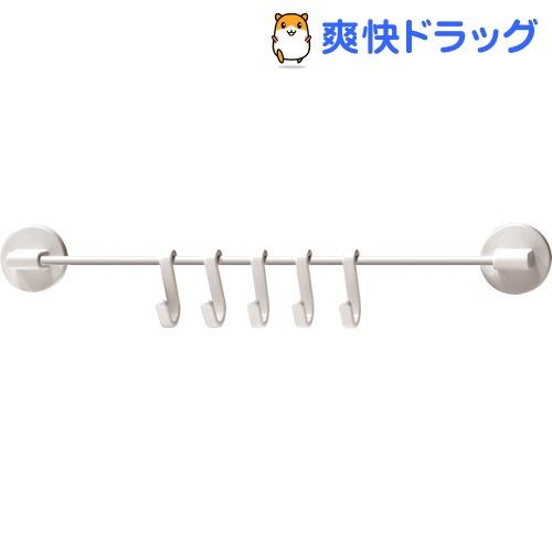 ラックス MG5連フック(マグネット)(1コ入)