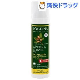 ロゴナ シャイン ヘアフリュイド(75mL)【ロゴナ(LOGONA)】