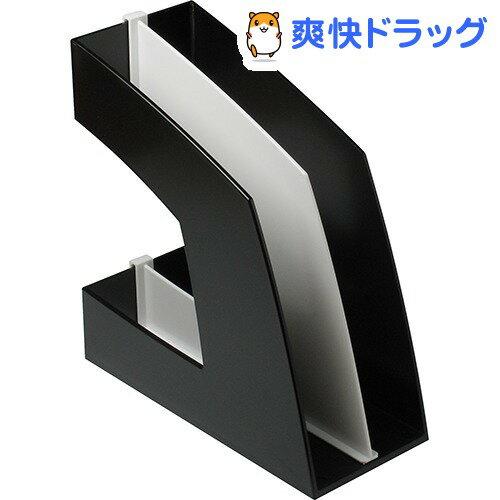 ソニック ブラック ファイルボックス タテ型(1コ入)