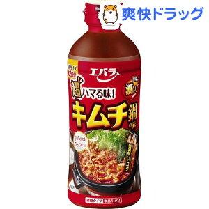 エバラ キムチ鍋の素(500ml)【エバラ】