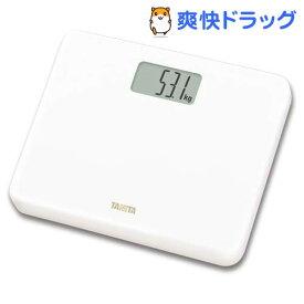 タニタ デジタルヘルスメーター ホワイト HD-660(WH)(1台)【タニタ(TANITA)】