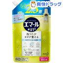 エマール 洗濯洗剤 リフレッシュグリーンの香り 詰め替え 大サイズ(920mL)【エマール...