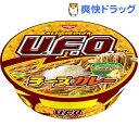【訳あり】【企画品】日清焼そばU.F.O.チーズカレー(122G*1コ入)