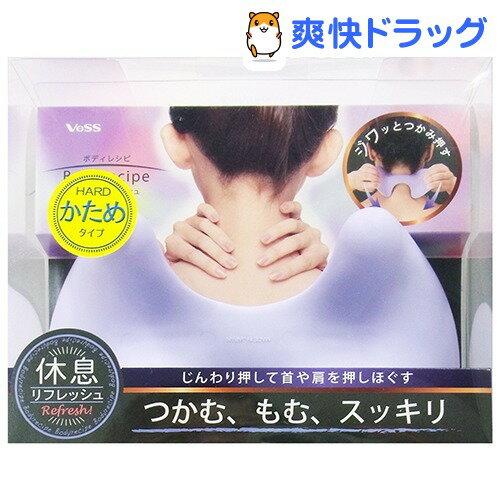 ベス ボディレシピ ネックリフレッシュ かためタイプ BRE-1203(1コ入)【ボディレシピ】