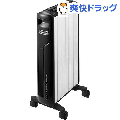 マルチダイナミックヒーター ピュアホワイト・マットブラック MDH12-BK(1台)【デロンギ】【送料無料】