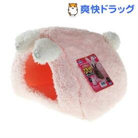 ウサギのふわふわラビットハウス(1コ入)【ミニアニマン】
