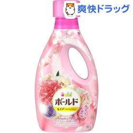 ボールドジェル アロマティックフローラル&サボンの香り 本体(850g)【ボールド】