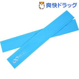 男女兼用 ランニング用 シームレスアームカバー TSA-11 22 スカイ F(1組)【R*L(アールエル)】