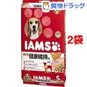 アイムス 成犬用 健康維持用 ラム&ライス 小粒(5kg*2コセット)【IAMS1120_lamb02】【dalc_iams】【アイムス】