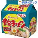 屋台ラーメン 九州味 袋(5食入)[インスタントラーメン]