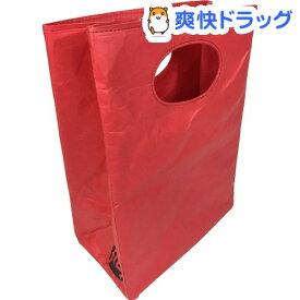 フルフ タイベックランチバッグ レッド(1個入)【フルフ】
