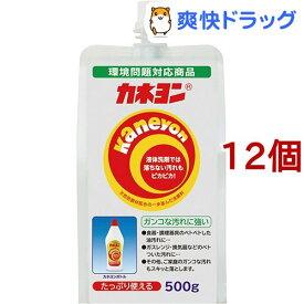 カネヨン 詰替用(500g*12個セット)