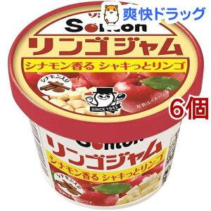 Fカップ リンゴジャム シナモン入り(135g*6コ)