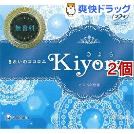 ソフィ Kiyora 無香料(72枚入*2コセット)【ソフィ】