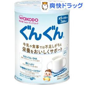 和光堂 フォローアップ ミルク ぐんぐん(830g)【ぐんぐん】[粉ミルク]