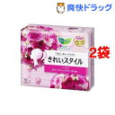 ロリエ きれいスタイル ロマンティックローズの香り(72コ入*2コセット)【ロリエ】
