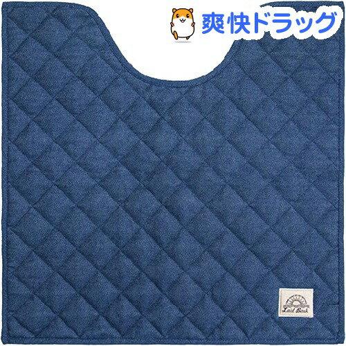トイレマット レイドバック ライトブルー 60*60cm(1枚入)【レイドバック(Laid Back)】