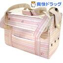 ミニマルグッズ うさぎのおでかけバッグ Lサイズ ピンク(1コ入)【ミニマルグッズ】[うさぎ キャリー]【送料無料】