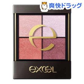 エクセル リアルクローズシャドウ CS07 フラワーバレッタ(3.5g)【エクセル(excel)】