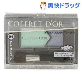 コフレドール マジカルグラデアイズ 04(0.001g)【コフレドール】