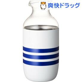 オンドゾーン 飲みごこち 日本酒とっくり 線(1コ入)【ドウシシャ】