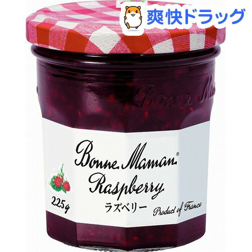 ボンヌママン ラズベリージャム(225g)【ボンヌママン】