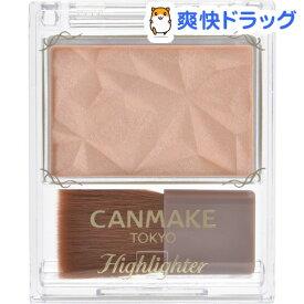 キャンメイク(CANMAKE) ハイライターH L01 シャンパンゴールド(4.5g)【キャンメイク(CANMAKE)】