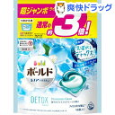 ボールド ジェルボール3D 爽やかプレミアムクリーンの香り 詰替用 超ジャンボ(46個入)【ボールド】