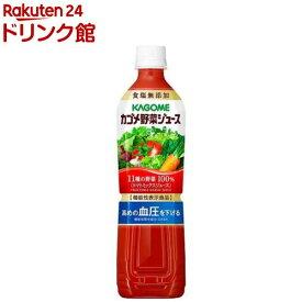 カゴメ 野菜ジュース 食塩無添加 スマート(720ml*15本入)【h3y】【q4g】【カゴメジュース】