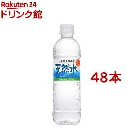 大分久住山系 天然水 ミネラルウォーター シリカ水(500ml*48本入)【九州の天然水】