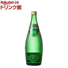 ペリエ ナチュラル 炭酸水(750ml*12本入)【ペリエ(Perrier)】